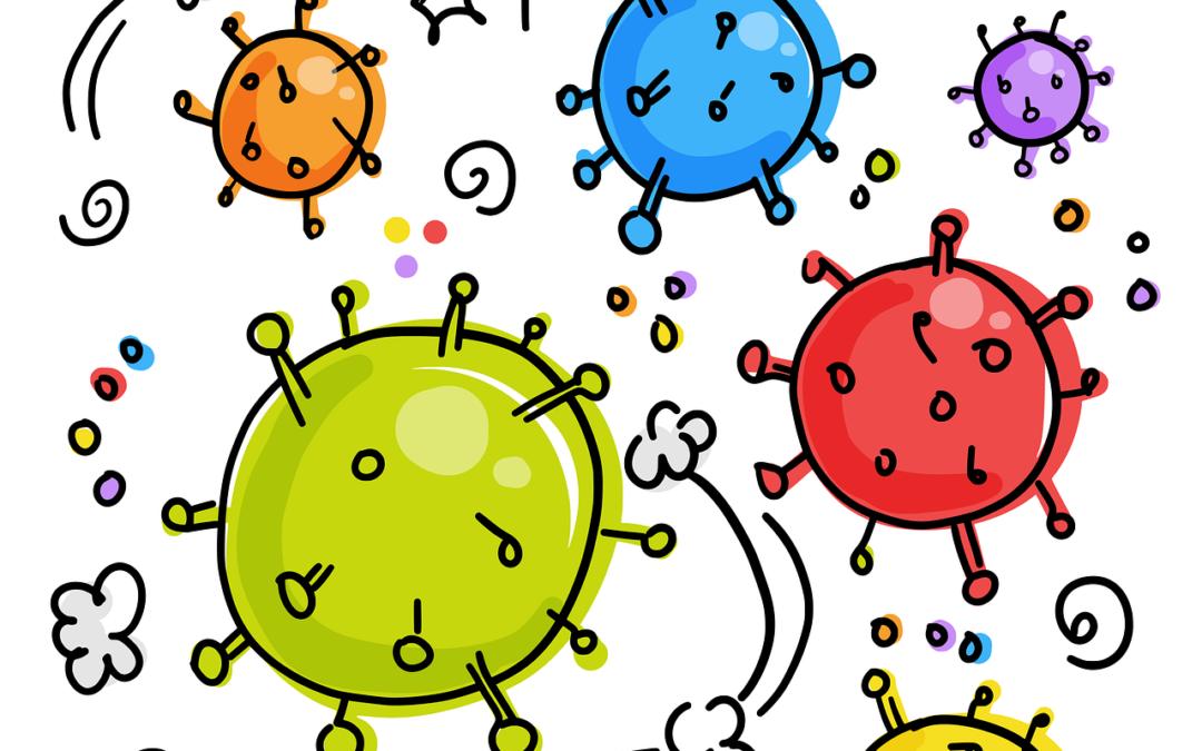 Etichette con trattamento anti-batterico: come toccare il futuro senza contaminazione