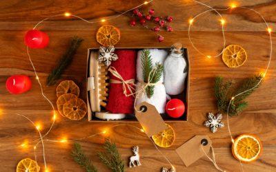 Idee sempreverdi per un packaging natalizio ecosostenibile