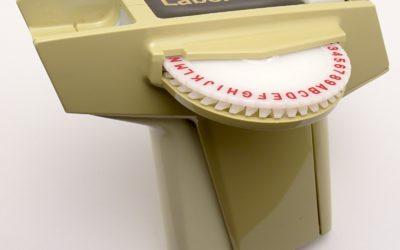 Copiare etichette particolari: si può fare?