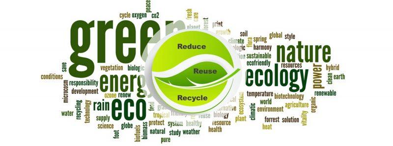 Il Futuro Green va costruito: parti dai materiali che hai a disposizione